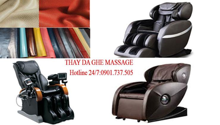 Bọc Da Ghế Massage Poongsan Uy Tín Nhất