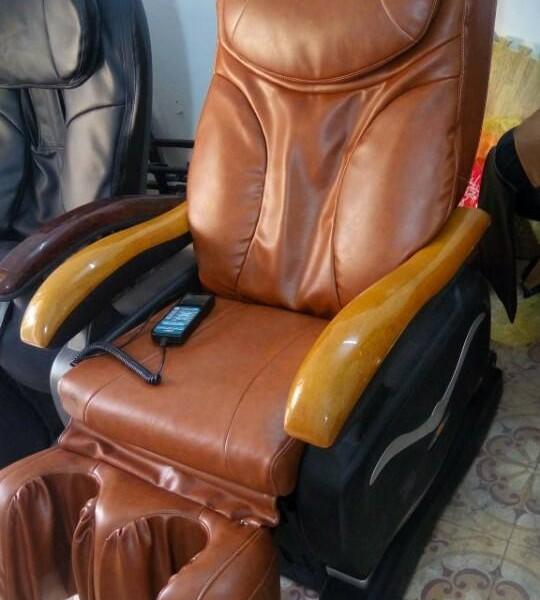 ghế massage poongsan A11