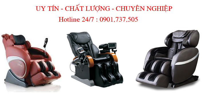 Sửa Ghế Massage Uy Tín Nhất Hà Nội