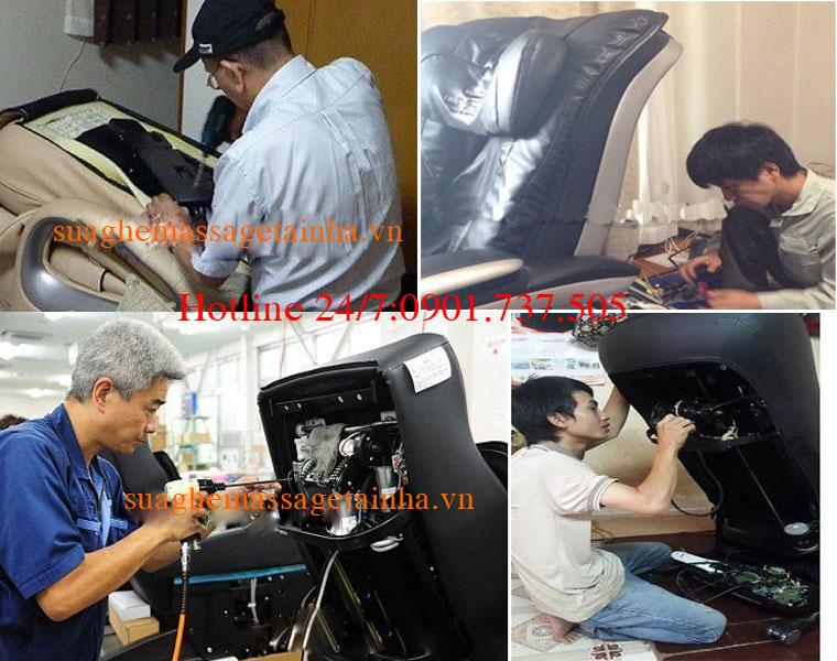 Sửa ghế massage tại Hà Nội uy tín nhất