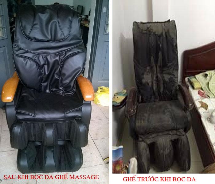 Dịch Vụ Bọc Ghế Massage Giá Rẻ