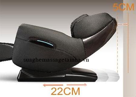Sửa ghế massage Maxcare 686
