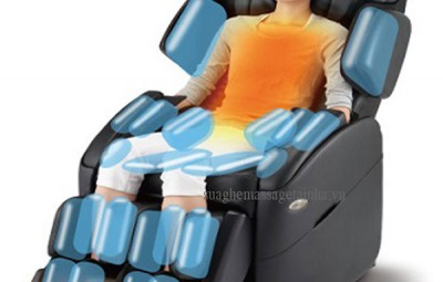 Thay túi hơi ghế massage