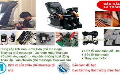 sửa ghế massage tại đống đa uy tín nhất
