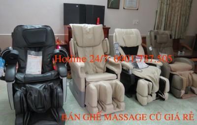 mua bán ghế massage cũ tại tỉnh vĩnh phúc