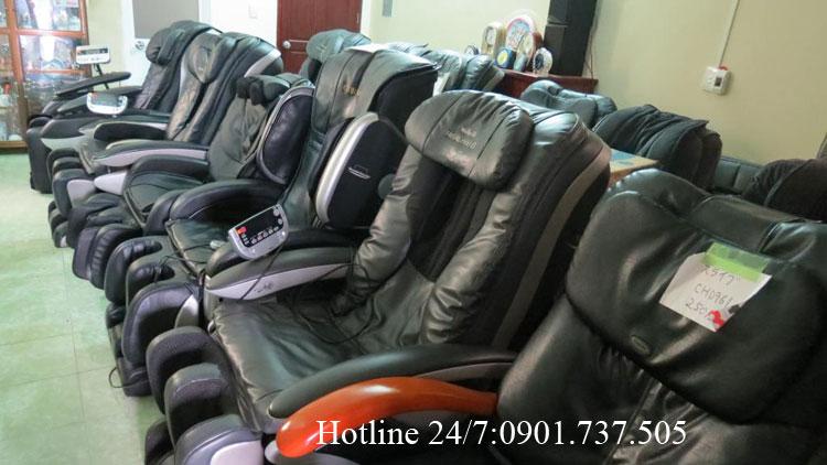 bán ghế massage cũ tại hải phòng