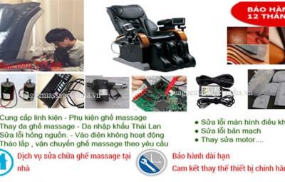sửa ghế massage tại quốc oai