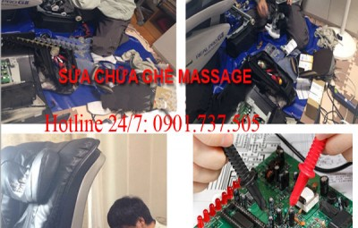 sửa ghế massage tại thạch thấ