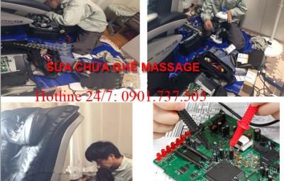 sửa ghế massage giá rẻ