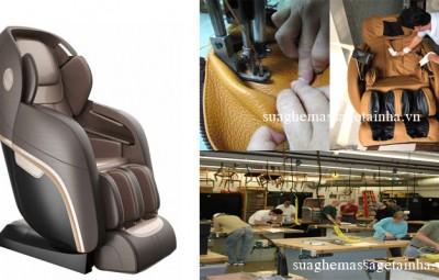thay da ghế massage maxcare