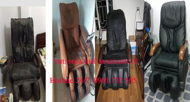 thu mua ghế massage đã qua sử dụng